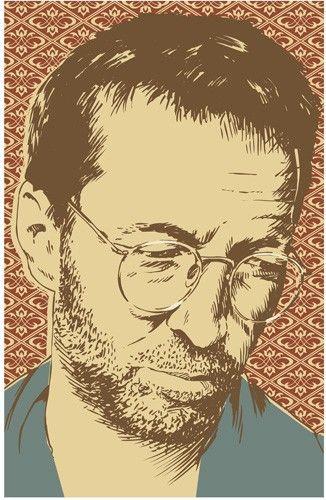 Eric Clapton Pop Art Print 13x19 by RedRobotCreative on Etsy, $25.00