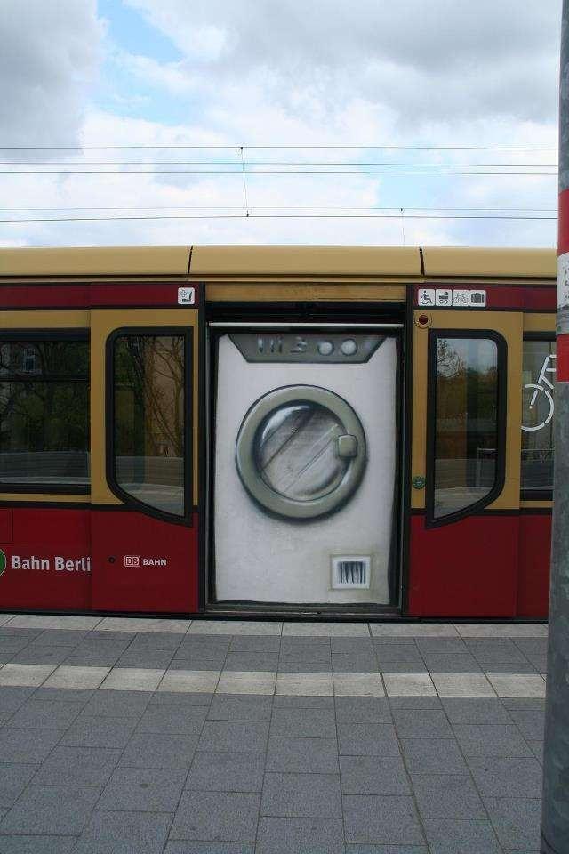Kreatywne reklamy na samochodach, autobusach, tramawajach