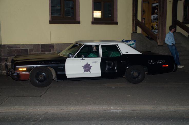Blues Mobil