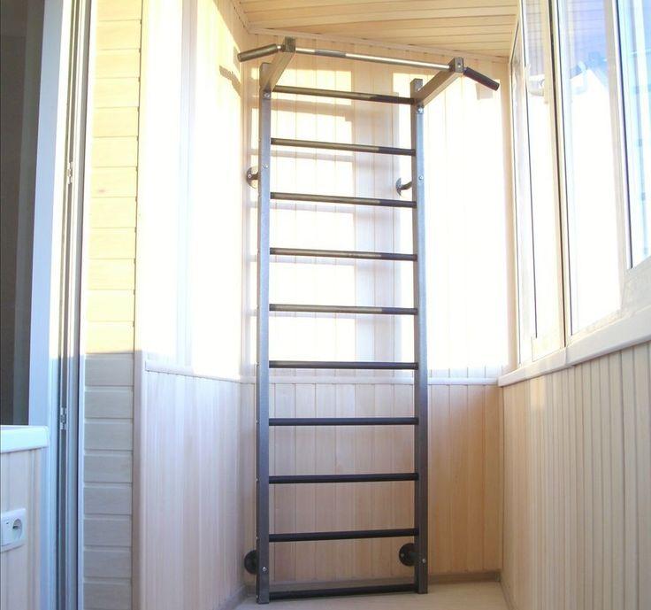 как обыграть лестницу на балконе фото напольная плитка