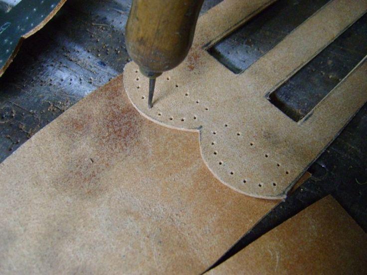 How to make a 17th century baldric