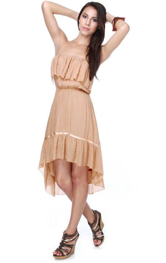 Long Summer Dresses for Juniors
