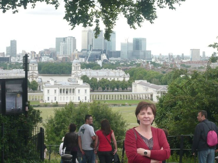 At Greenwich