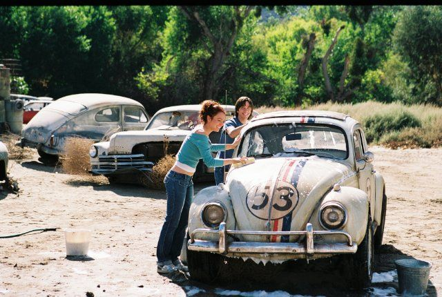 Herbie Fully Loaded I love this movie so much!
