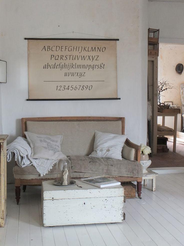 Die besten 25+ Französisches sofa Ideen auf Pinterest Vintage