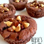 Reese's Peanut Butter Cup Brownies Recipe - Raining Hot Coupons
