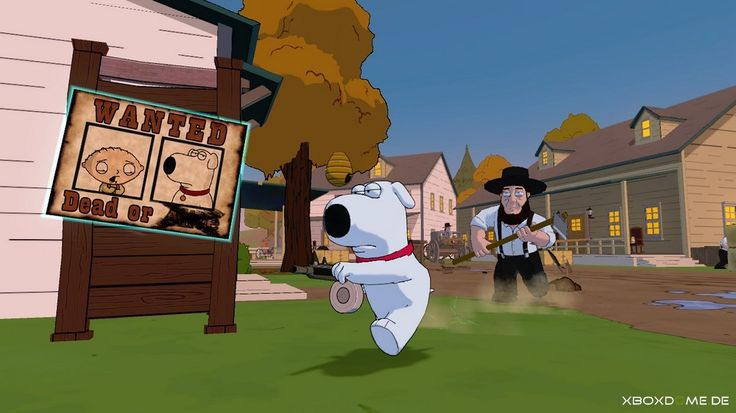 Family Guy Back To The Multiverse Wallpaper