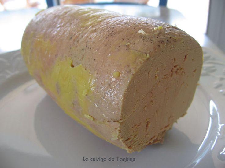foie gras : Essai au Thermomix - transformé