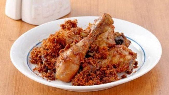 Resep Ayam Goreng Laos Resep Ayam Ayam Goreng Makanan