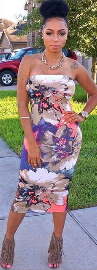 DRESS     @  my style in clothing