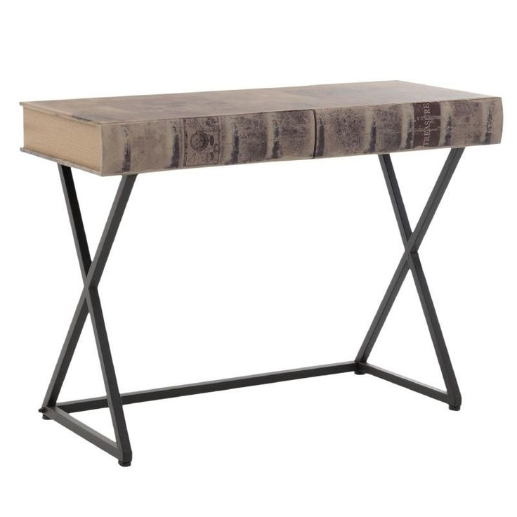 Book Table - Dinner Tables - FURNITURE - inart