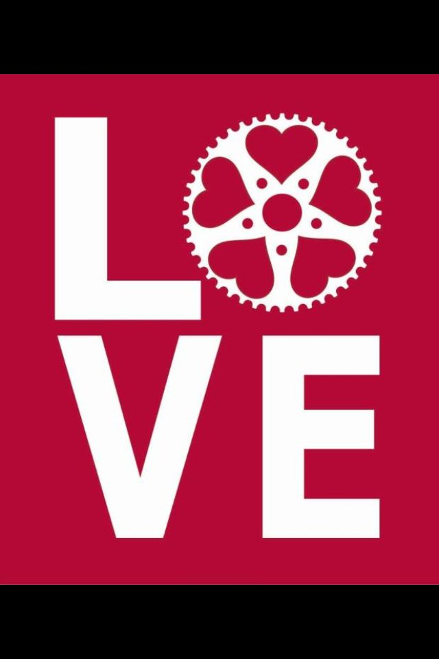 Love Bike _ Amore per la Bici  - #Graphic #Grafico