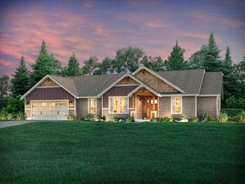 The Oswego | Custom Floor Plan | Adair Homes