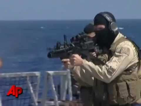 Dutch Special Forces Ready for Somali Pirates