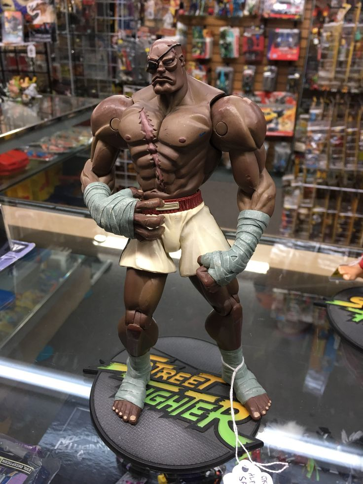 Street Fighter Alpha 3 Sagat