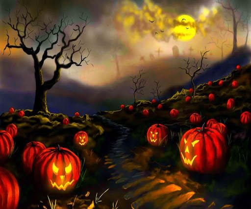 Halloween theme ringtone. Halloween Horror ringtones, Halloween scary ghost sound, Halloween atmosphere! Horror sound effects! Pumpkin, shadow bats, scary Halloween, funny Halloween! I wish you a Happy Halloween!  http://Mobogenie.com