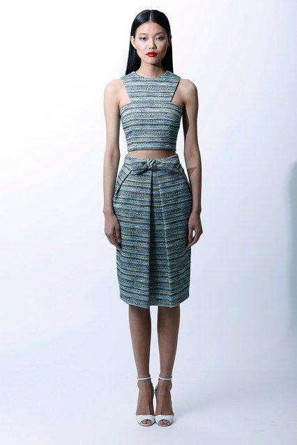 Badgley Mischka - Pre Spring/Summer 2015 Ready-To-Wear