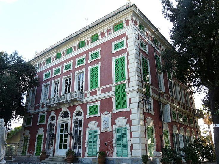 Villa Durazzo Centurione, Santa Margherita Ligure (Genova)