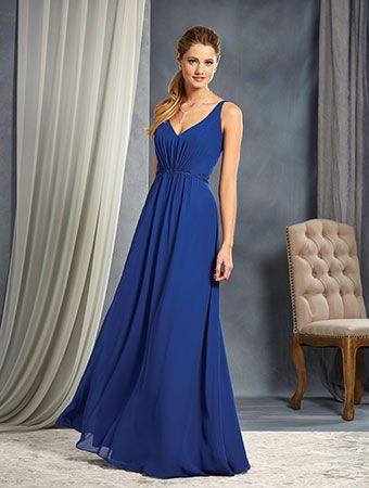 Champagne bridesmaid dresses alfred angelo – The best wedding ...