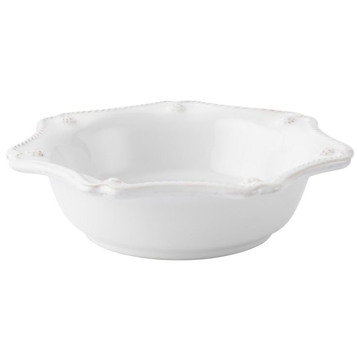 Juliska Berry & Thread Whitewash Individual Pie Dish
