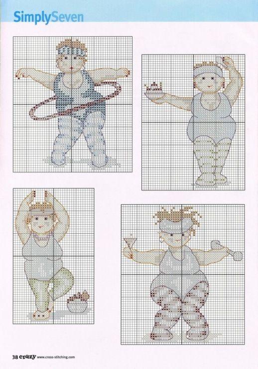 Gallery.ru / Фото #28 - Cross Stitch Crazy 094 - WhiteAngel