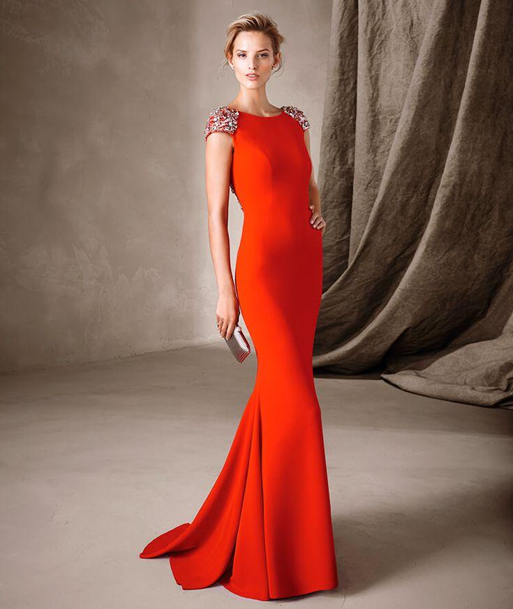 CAROL - vestido de festa Pronovias