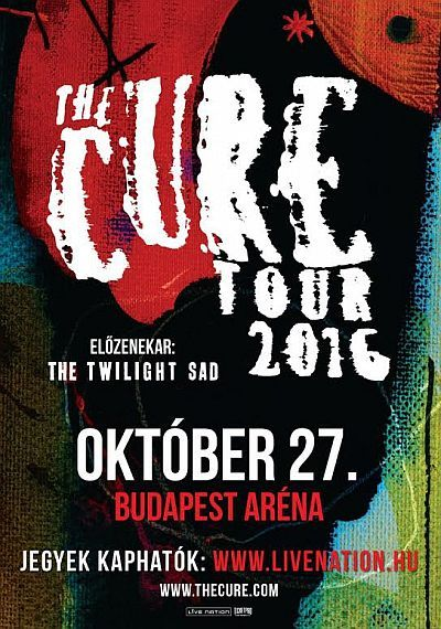 The Cure - Budapest