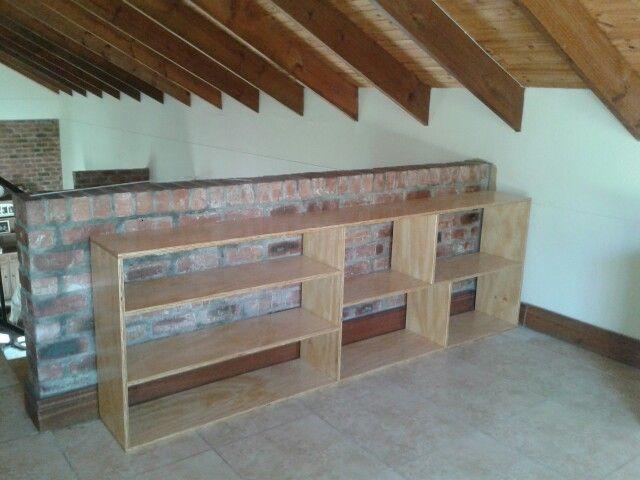 Book Shelves by Bespoke Bamboo