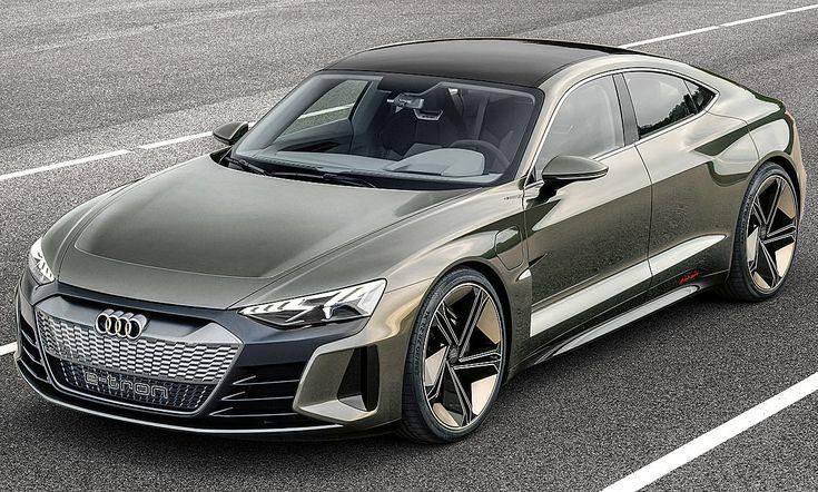 Der Audi E Tron Gt Soll Ab 2020 Die El Concept Steht Title Luxuryauto Autodesign Tron Audi Audi Rs