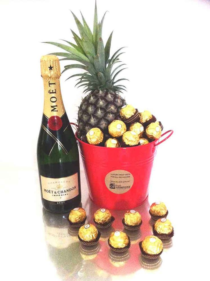 igiftFRUITHAMPERS.com.au - Moet Gift Bucket   Chocolate   Pineapple - Free Delivery, $125.00 (http://igiftfruithampers.com.au/moet-gift-bucket-chocolate-pineapple-free-delivery/)  The all occasions gifts perfect for Christmas, Birthday, Anniversary, Congratulations, Get Well, I Love You, Valentines or just because I'm thinking about you  http://igiftfruithampers.com.au/gift-buckets/  #giftbuckets #gifthampers #giftbasket #gifthamper #corporategifts #christmasgiftideas #christmashampers