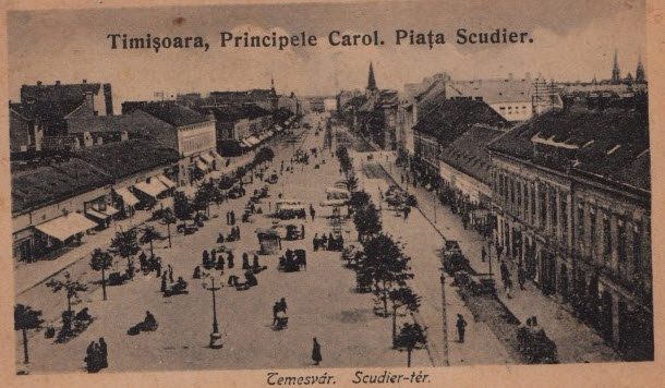 Piata Scudier