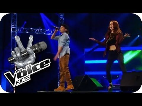 Lukas - Can't hold us (Macklemore) | The Voice Kids 2014 Germany | Blind Audition