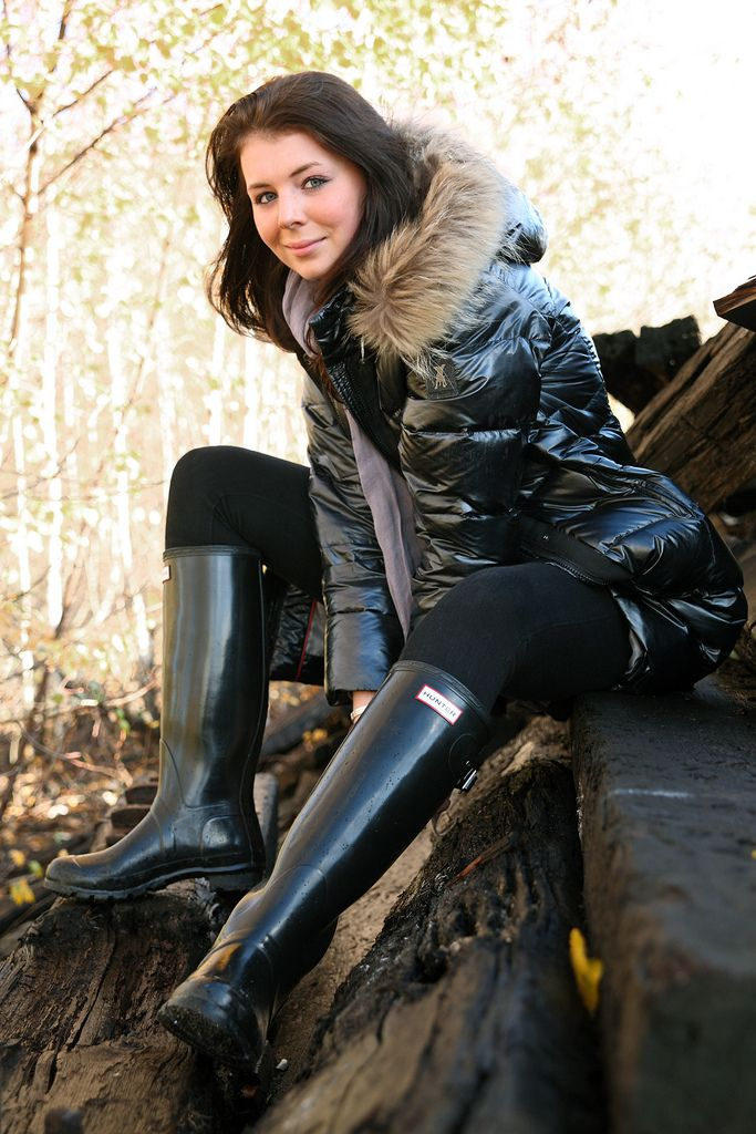 rubber ridingboots fetish