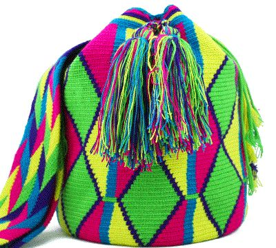 Win an Authentic Mobolso Wayuu Mochila and Purse of Your Choice Valued at $200