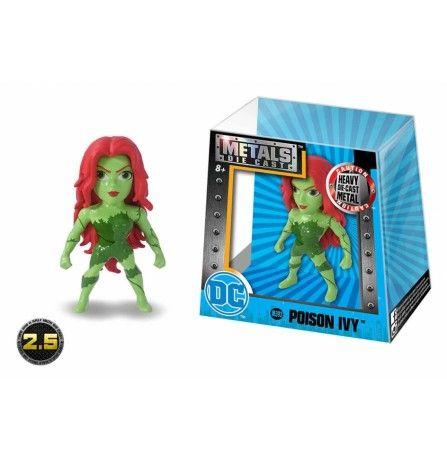 Jada DC Girl M393 Poison Ivy Figure 2.5 Inch