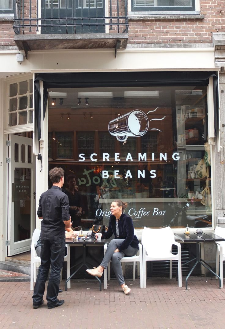 Screaming Beans - Coffee, food http://screamingbeans.nl