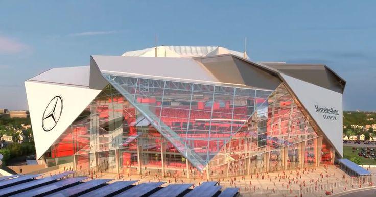 Ab 2017 wird das nagelneue Mercedes-Benz Stadion Heimat der Atlanta Falcons und des Atlanta United FC. Die Arena wird auf dem neuesten Stand der Technik sein und bis zu 83.000 Gästen Platz bieten. Das kuppelartige Dach kann geöffnet werden und erinnert an ein römisches Pantheon. Zudem kommt eine 360-Grad-Videowand zum Einsatz, die nicht nur die größte in der NFL sein […]