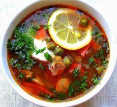 Солянка в скороварке :: Кулинарные рецепты :: KakProsto.ru: как просто сделать всё