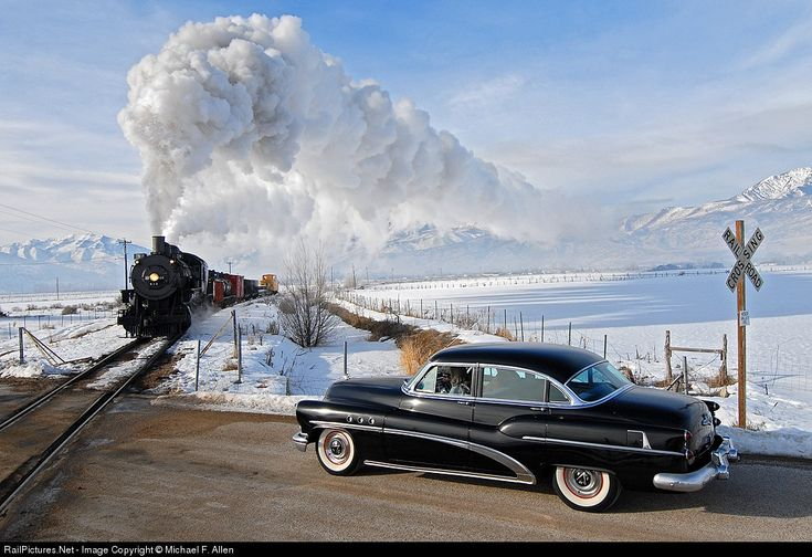 RailPictures.Net Photo: 618 Heber Valley Railroad Steam 2-8-0 at Heber City, Utah by Michael F. Allen