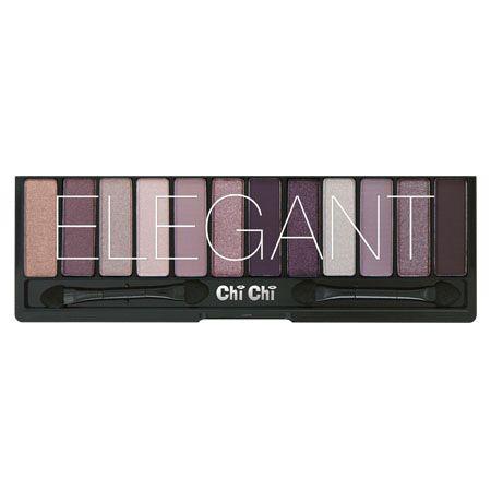 GLAMOROUS EYESHADOW PALETTE - Glamorous Eye Palettes - Eyes Chi Chi Cosmetics