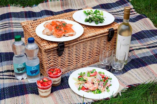 picnic advice from British Vogue