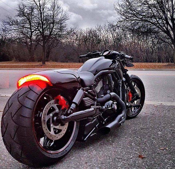 Motorcycle Image By Timothy Chng In 2020 Custom Street Bikes Harley Bikes Harley Davidson Bikes