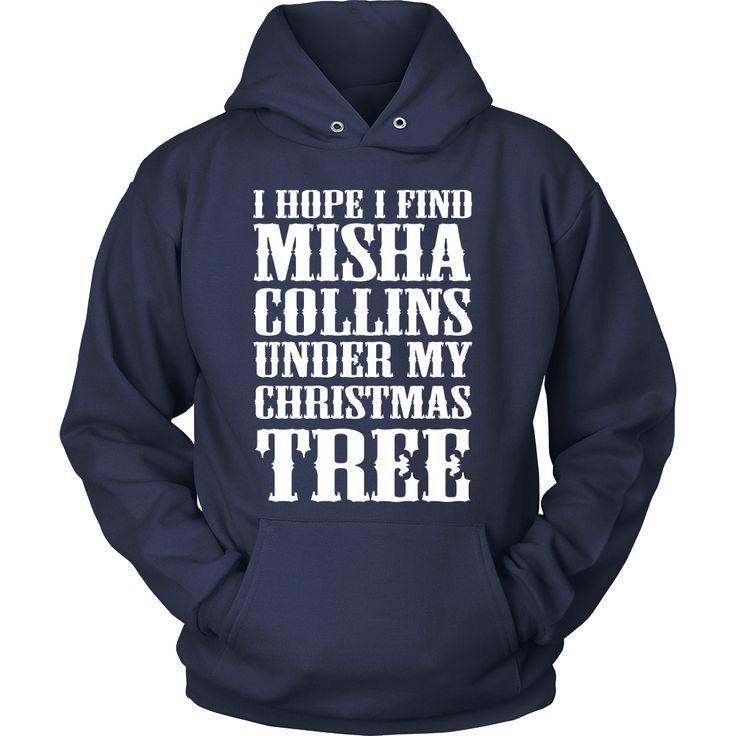 I Hope I Find Misha Collins