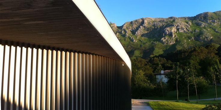 CAEaCLAVELES Residence + Hotel / longo+roldán arquitectos