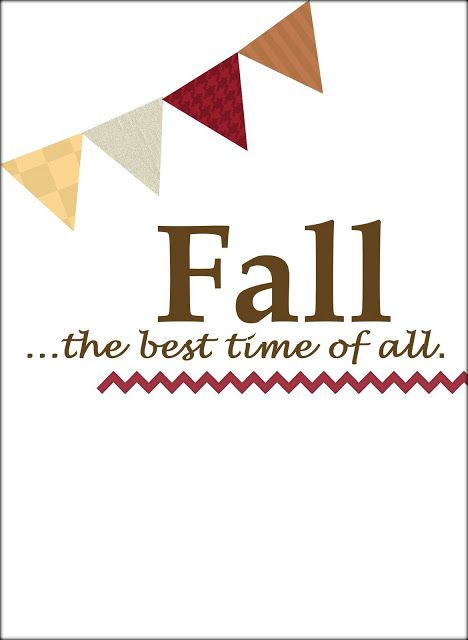 Free Fall Printable (using MyMemories Suite!)