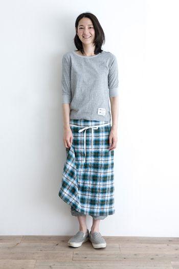 CHECK GARCON × CLOTH