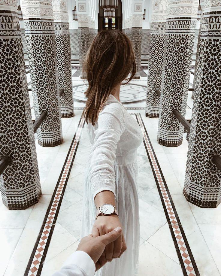 "178 mil Me gusta, 535 comentarios - Aida Domenech (@dulceida) en Instagram: ""Beautiful morning 🌸 #Marrakech @cluse #FallForCluse #Cluse"""