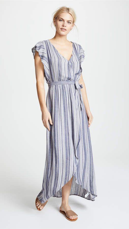 fc0c0e10ba3d Splendid Chambray Striped Dress  ad  dress