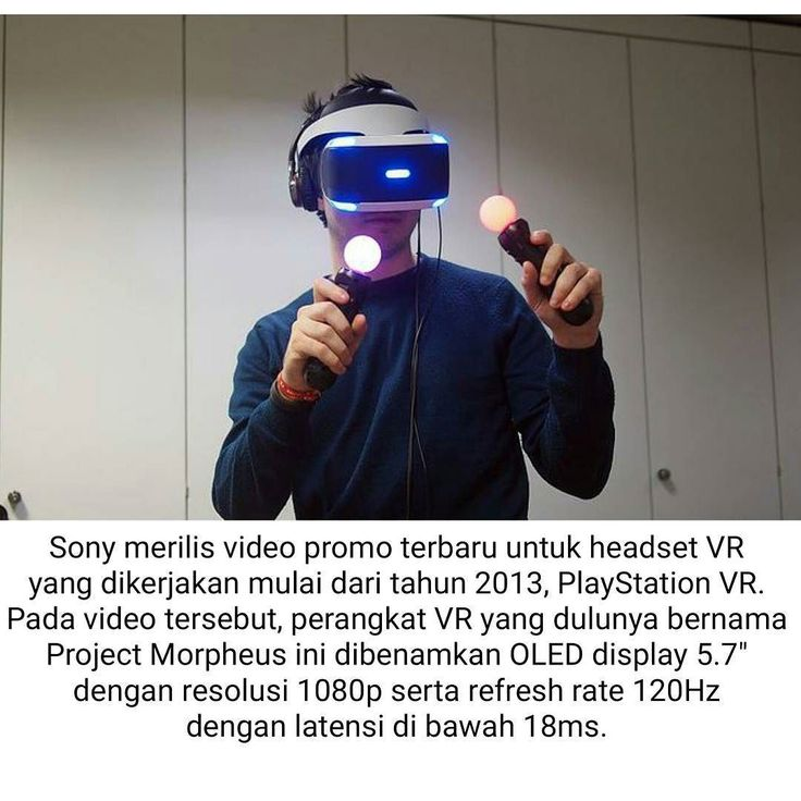 An awesome Virtual Reality pic! Specs of PlayStation VR is confirmed by Sony's latest promo video. More info & full video -> www.shintavr.com  #psvr #playstationVR #morpheus #psgamer #ps4 #vr #shintavr #vrindonesia #indonesiavr #virtualreality #oculus #gearvr #oculusrift #dagelan #indogramers by shintavrid check us out: http://bit.ly/1KyLetq