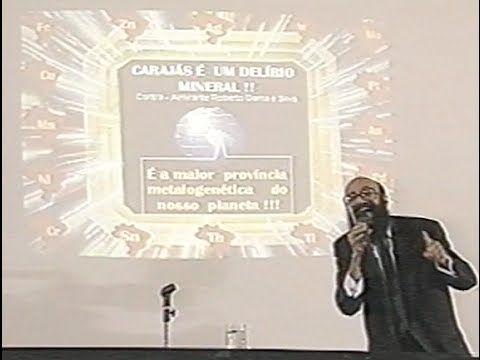 Dr. Enéas - Metais e Geopolítica - Câmera Frontal - Palestra em Brasília